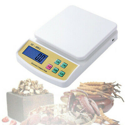 2000g  0.1g LCD Digital Pocket Scales Jewelry Golds Balance Weight Scale Useful