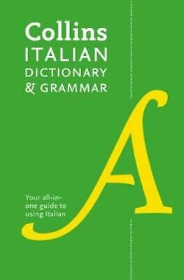 NEW Collins Italian Dictionary And Grammar By Collins Dictionaries Paperback