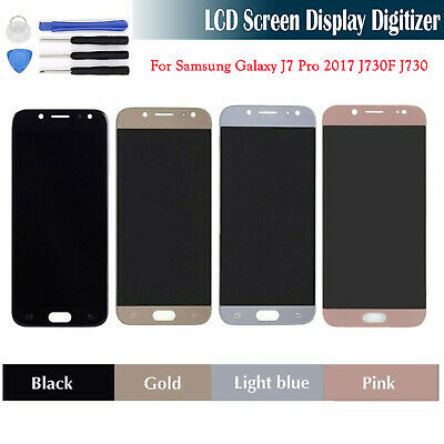 For Samsung Galaxy J7 PRO 2017 J730F J730M/H LCD Touch Screen Digitizer Assembly