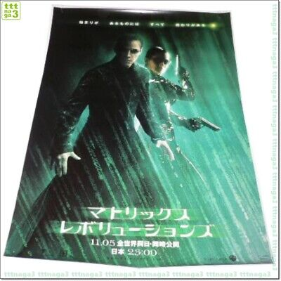 Matrix Keanu Reeves reprint mini poster 2 sizes available.