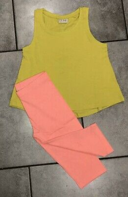 Next Girls Summer Outfit 8-9 Years (for 128cm/8y) New