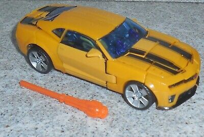 Transformers Revenge of The Fallen CANNON BUMBLEBEE Complete Deluxe Rotf Nest