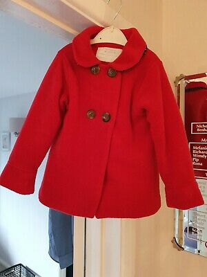 Girls Mothercare Coat 2-3 Years