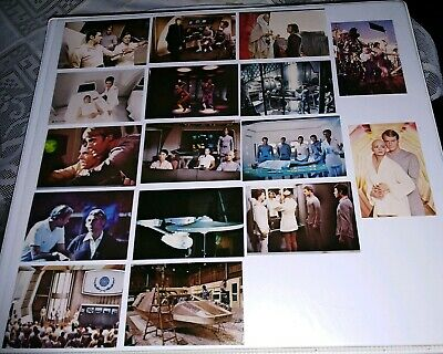 Rare Star Trek Roddenberry Promotional Card Set #2118, Star Trek: Motion Picture