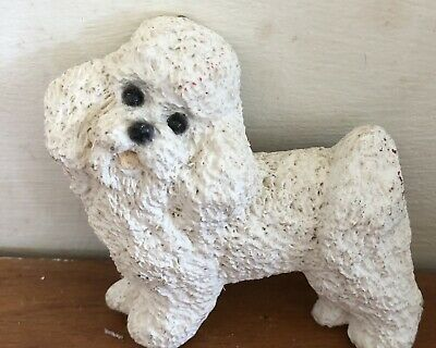 Latex Mould for making this Small Bichon Frese Fridge Msgny