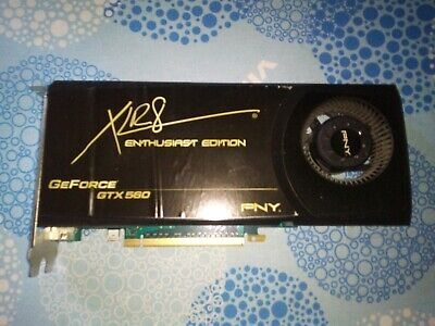 EVGA NVIDIA GeForce GTX 560 XLR8 (1024 MB) Grafikkarte Enthusiast Edition