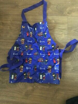 Genuine Harrods Childs Apron