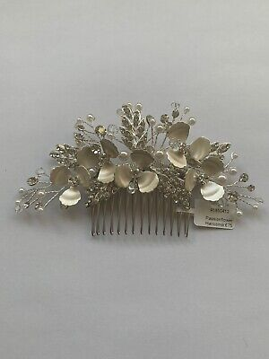 Ivory & Co Passionflower Headcomb