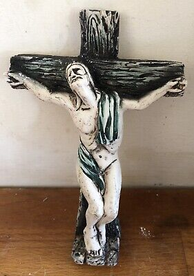Latex Mould for making this Lovely Jesus Plaque .