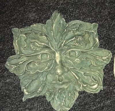 Latex Mould for making this Lovely Tree Face Wall Plaque