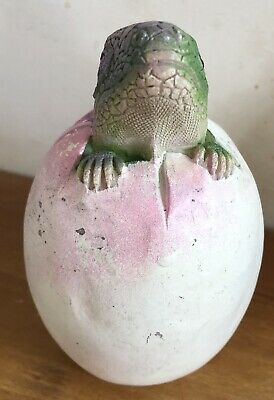 Latex Moulds for making this Cute Hatching Dinosaur
