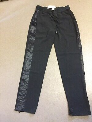 H&M Navy Trousers In Size 10, New With Tags
