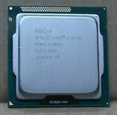 Intel® Core™ i7-3770T Processor  8M Cache, up to 3.70 GHz CPU ONLY