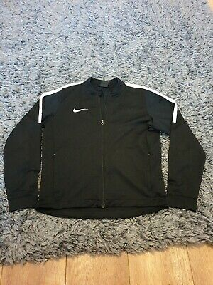 Great Condition Boys Nike Dri-Fit Tracksuit Top Age 12-13