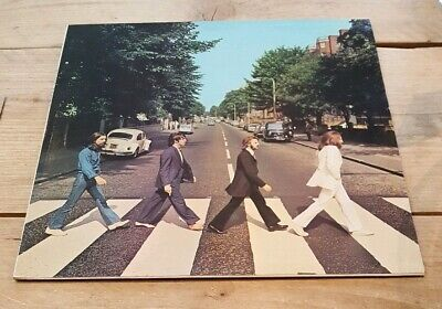 The Beatles - Abbey Road on Apple Label PCS 7088 - Near Mint Condition