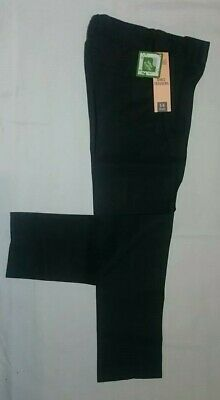 Girls Lily&Dan Dark Navy Teflon School Trousers Age 5-6 BNWT
