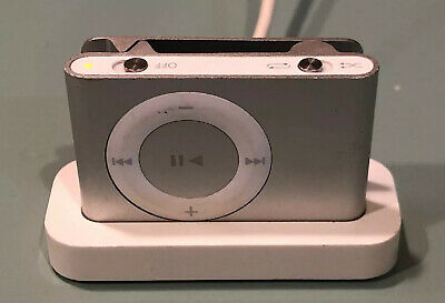 ipod shuffle 2nd generation 1gb with charger