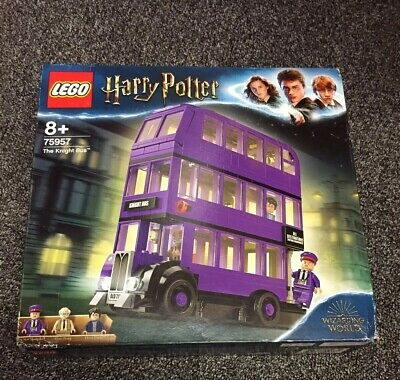 Lego Harry Potter The Knight Bus (75957) BNIB