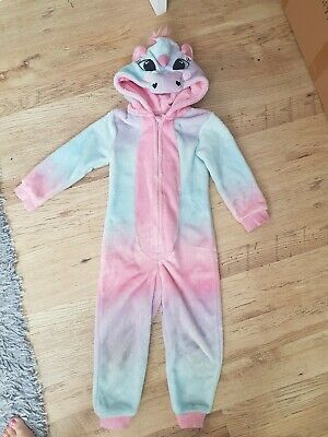 Girls Unicorn One piece Age 4-5