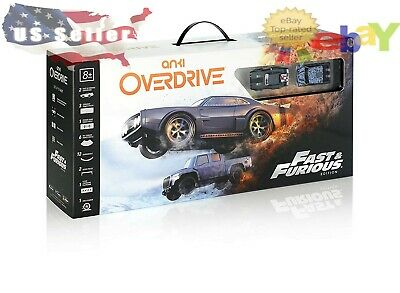 Anki OVERDRIVE Fast & Furious Edition Battle Racing System000-00056