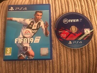 FIFA 19 PS4, Excellent condition