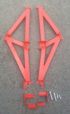 RX7 FD3S Rear Brace Set - 1992 Cars