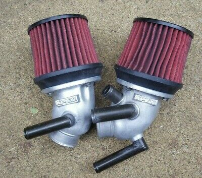RX7 FD3S Apexi Power Dual Air Filters