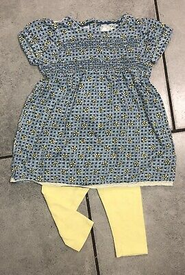 Next Baby Girls Dress Outfit 9-12 M