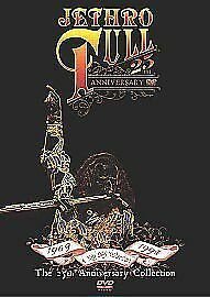 Jethro Tull - A New Day Yesterday (DVD, 2003) Anniversary Dvd All Regions