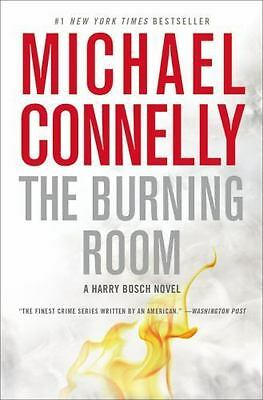 Harry Bosch: The Burning Room by Michael Connelly (2015, Paperback)