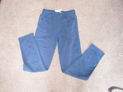 Marks And Spencer Navy Jogging Bottoms Age 13/14