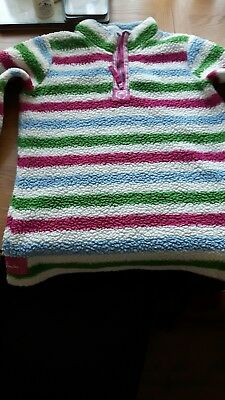 Joules Girls Fleece Age 11 To 12