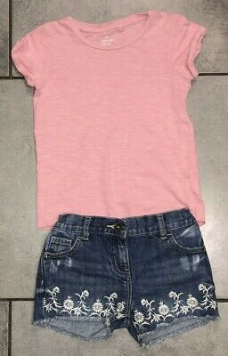 Next...F&F Girls Summer Outfit 6-7 Years Vgc