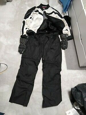 motorcycle clothing (used for one trip only)