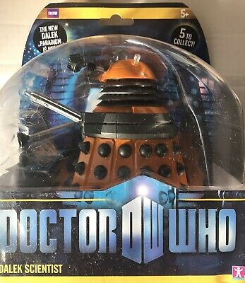 Doctor Who Action Figure Of DALEK SCIENTIST