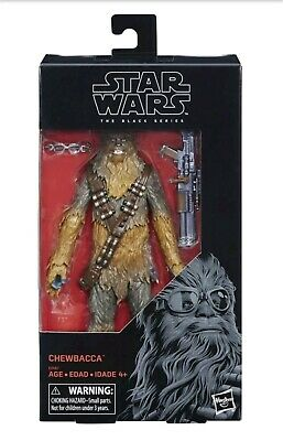 Star Wars The Black Series 6 in Exclusive CHEWBACCA from Solo A Star Wars Story