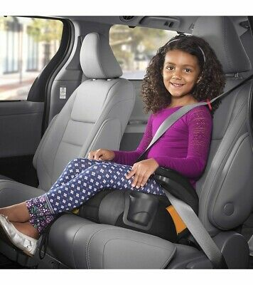 Chicco GoFit Plus Backless Booster Car Seat Backless Kids Carseat