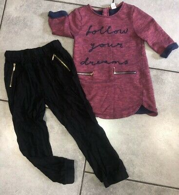 TU... George Girls Outfit 5-6 Years (for 110cm/5y)