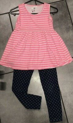 Primark Girls Tunic Outfit 5-6 Years