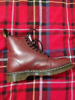 Dr Martens 1460 Boot Cherry Red size 6