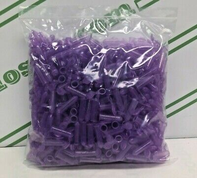 MBP 2.0 mL Graduated Microcentrifuge Tube  FlatTop Cap VIOLET 508-GRD-V 500/pack