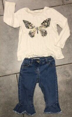 Next Girls Outfit 4-5 Years VGC (for 104cm/4y)