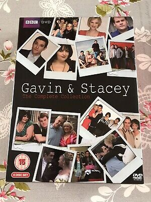 Gavin & Stacey Complete Box Set Series 1,2,3 and Christmas Special New & Sealed