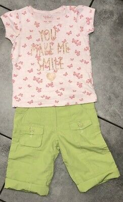 Primark Girls Summer Outfit 4-5 Years