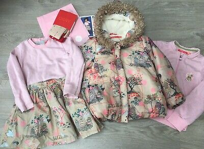 Rare OILILY Alice In Wonderland Bundle ~ 3-4 Years (bought directly from Oilily)
