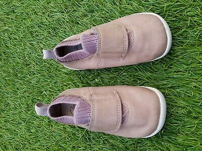 Leather Shoes for Girls Boys Infant Toddlers Kids from CLARKS. Size UK 4.5G