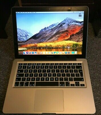 "Apple MacBook Pro 13"" (Early 2011) Core i5 8GB RAM - 320GB HDD - GOOD CONDITION"