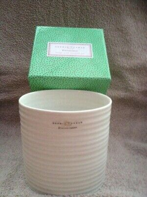 Sophie Conran For Portmeirion Oval Utensil Jar, 1st Quality, Brand New Boxed