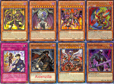Yugioh Yubel Fiend Deck - Terror Incarnate The Ultimate Nightmare