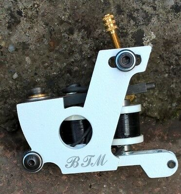 Border Tattoo Machine Liner Custom Iron Micro Frame 10 Layer Custom 25Mm Coils
